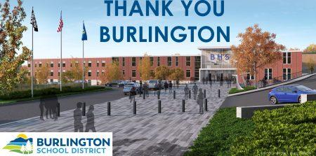 Thank You Burlington
