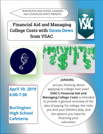 VSAC Paying for College