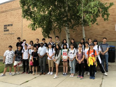 Chinese Cultural Exchange 2018